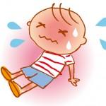 赤ちゃんが熱中症かも?症状と処置のポイントはコレだ!