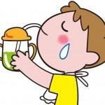 赤ちゃんにおススメの水筒は?ストロータイプは漏れない?